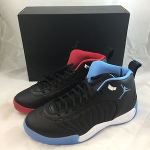 Air Jordan Jumpman Pro Basketball Shoes - Red/Blue